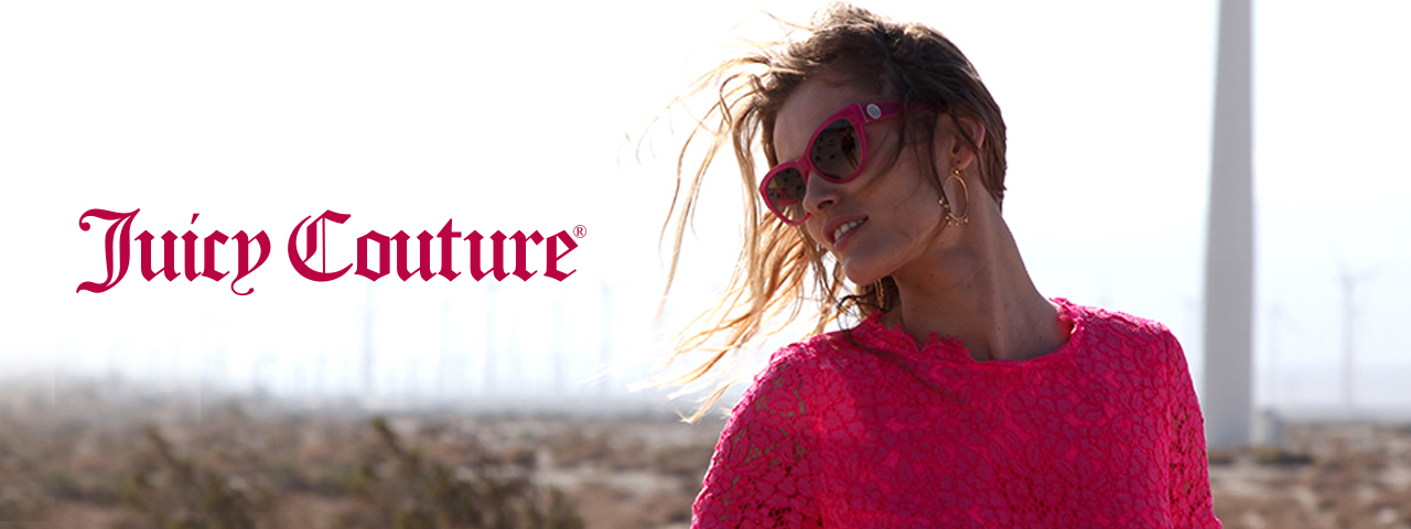 Juicy Couture Designer Frames in North Vancouver, BC. - Lions Gate Optometry & Optical